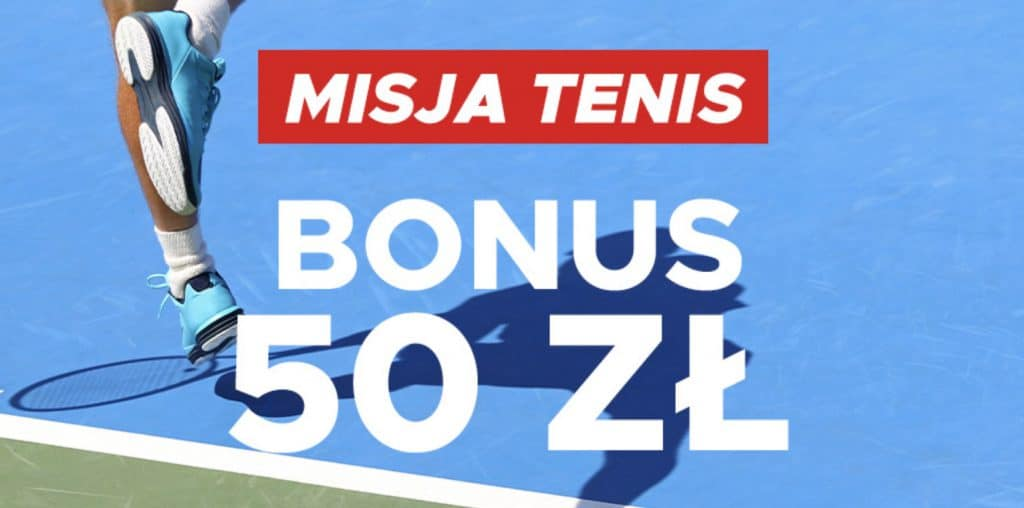 50 PLN na US Open od Betclic!