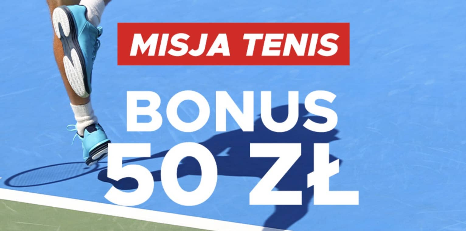 Photo of 50 PLN na US Open od Betclic!
