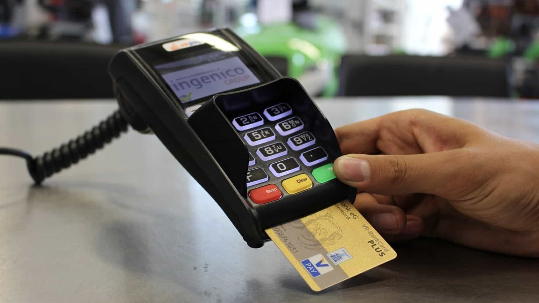 Photo of Wypłata wygranych w punkcie Lotto. Teraz także na karty Visa i MasterCard!