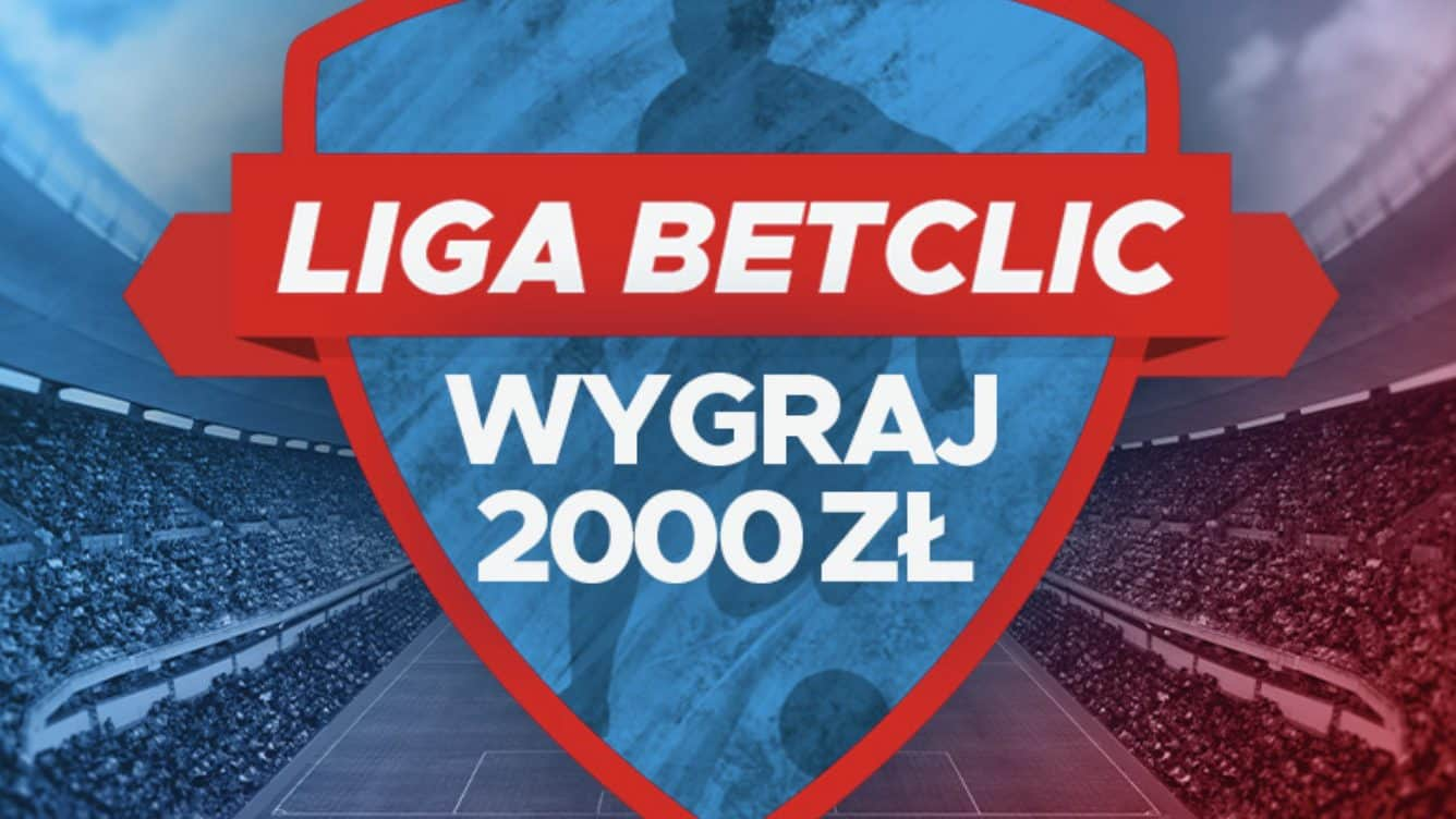Photo of 2000 PLN w lidze typerów Betclic Polska!