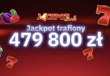 Wysoka wygrana w Total Casino. Gracz zarobił 479.800 PLN!