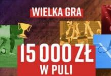 Wielka Gra Betclic. Konkurs bukmacherski z pulą nagród 15.000 PLN!