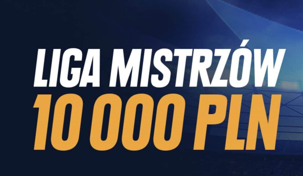 10.000 PLN od STS na mecze Ligi Mistrzów w tym tygodniu!