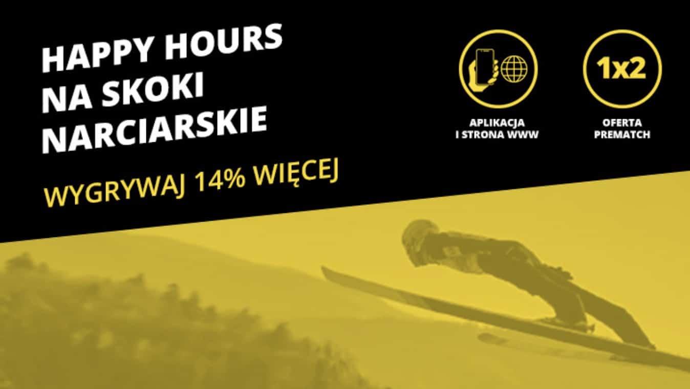 Photo of Fortuna Happy Hours na skoki narciarskie w Wiśle!