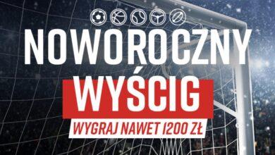Photo of Noworoczny wyścig Betclic. Do zdobycia nawet 1200 PLN!