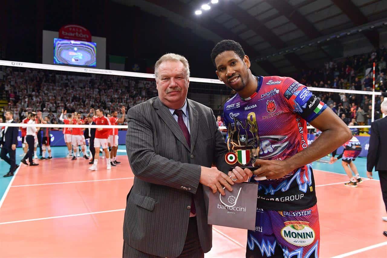Photo of Wilfredo Leon zapisał się na kartach historii Ligi Mistrzów CEV!