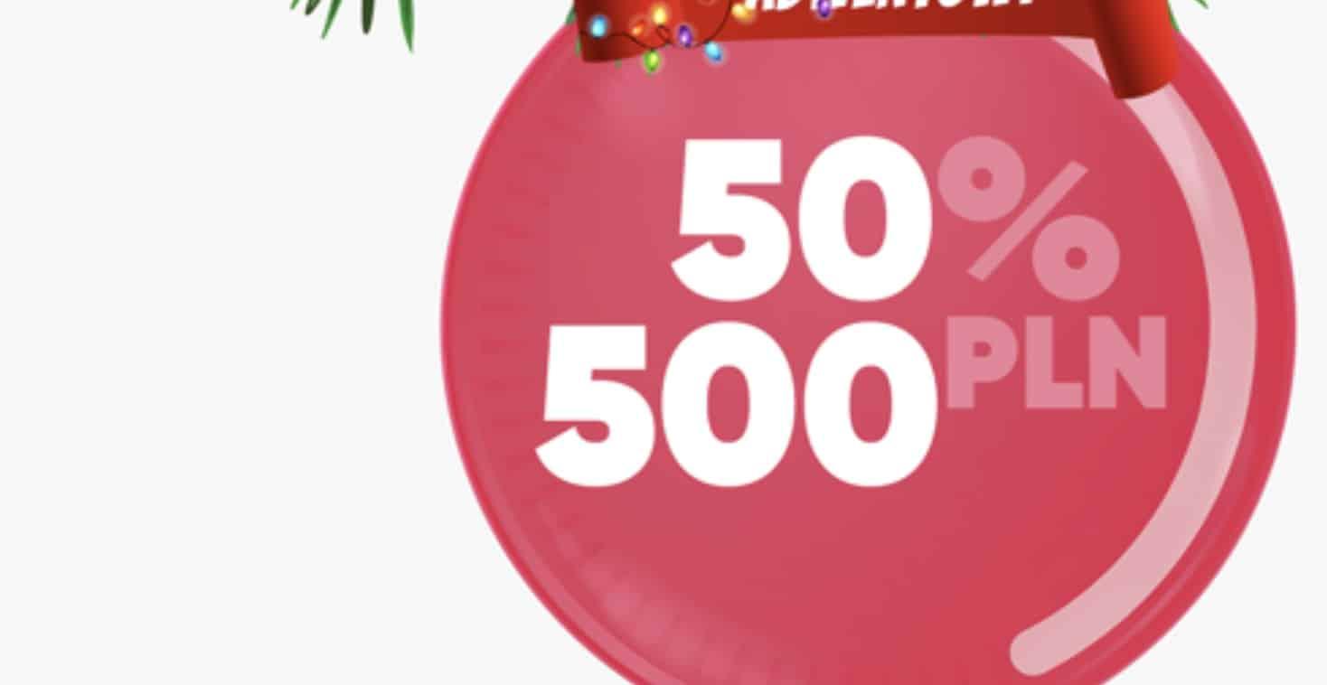 Photo of Forbet Kalendarz Adwentowy (04.12.19). 50% bonusu do 500 PLN dla każdego typera!