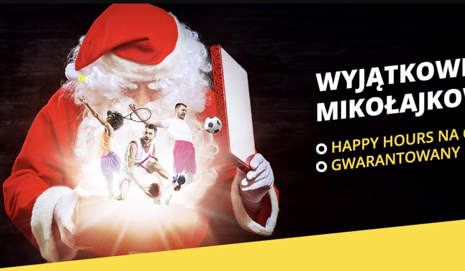 Photo of Mikołajki w Fortunie. Obstawianie bez podatku i bonusowy pewniak 10 PLN!