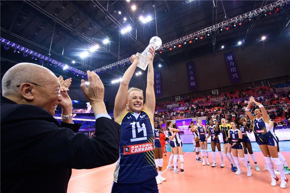 Photo of Wołosz i Bieniek klubowymi mistrzami świata!