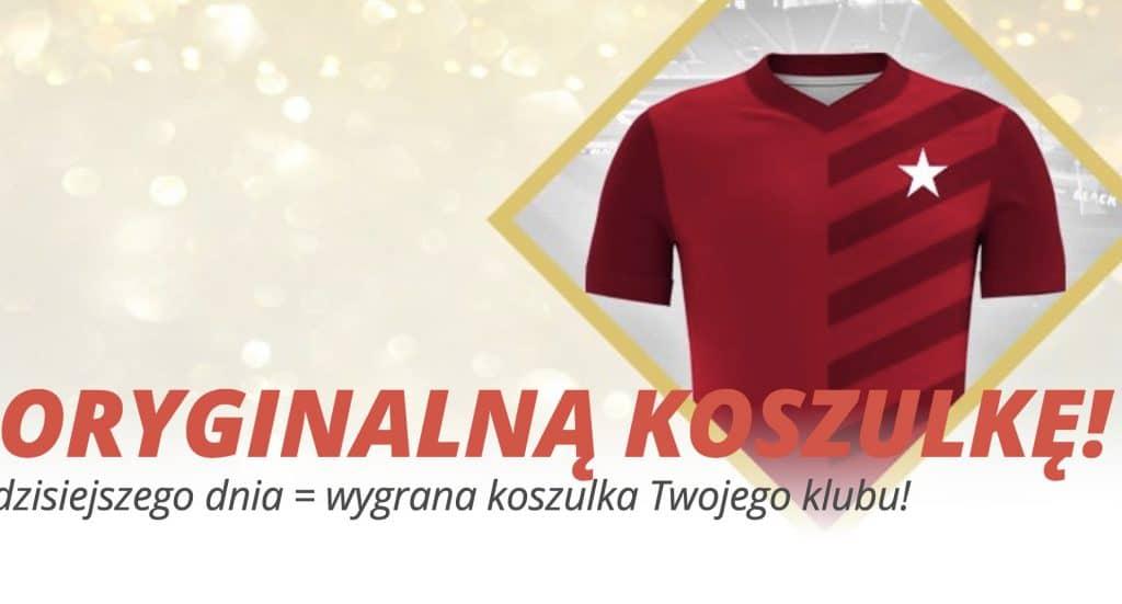 LvBET Kalendarz Adwentowy. Do wygrania koszulki piłkarskie! (02.12.2019)