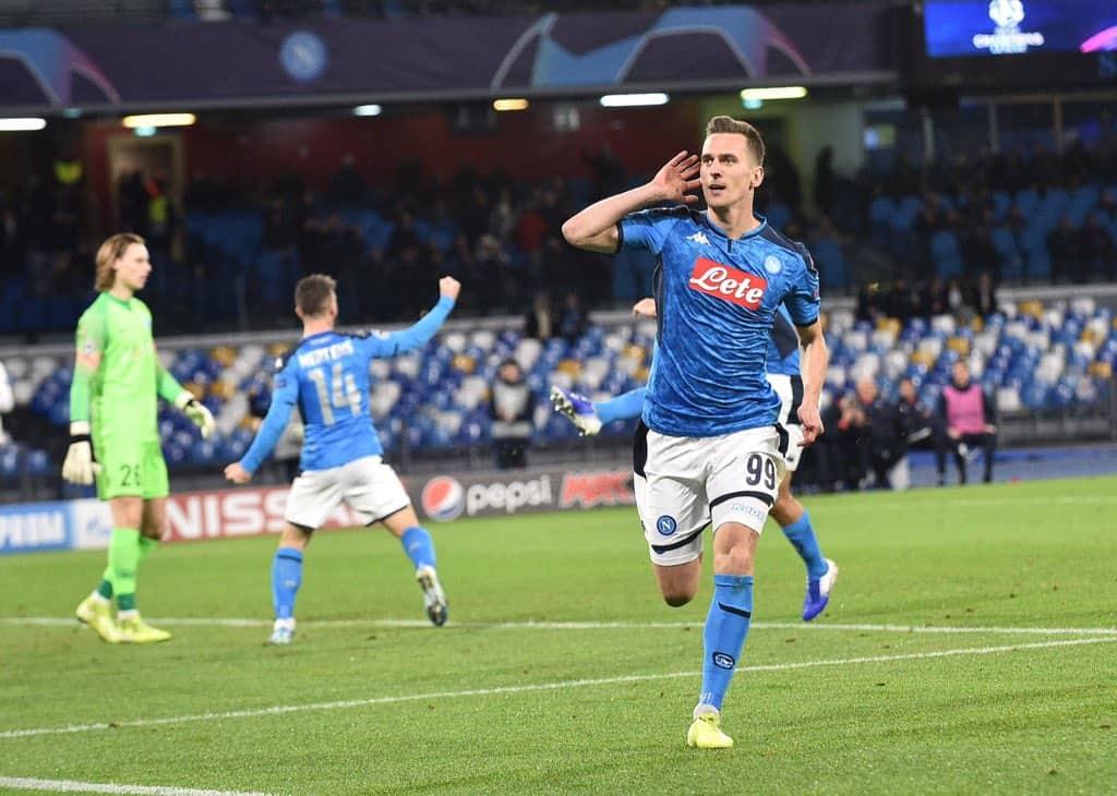 Photo of Hattrick Milika i awans SSC Napoli w Lidze Mistrzów!