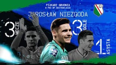 Photo of Niezgoda Piłkarzem Miesiąca PKO Ekstraklasy!