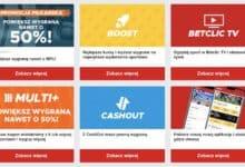 Photo of Betclic Polska – kod promocyjny bonus cashback 2020