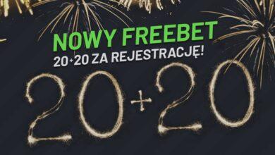 Photo of Totalbet freebety 20+20. Jak zgarnąć aż 40 PLN na start + 5000?