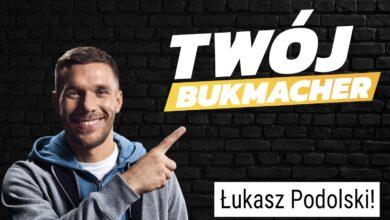 Photo of Podolski ambasadorem Totolotka. 10 PLN dla każdego typera!