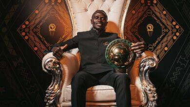 Photo of Sadio Mane Piłkarzem Roku w Afryce!