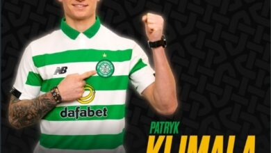 Photo of Patryk Klimala w Celticu!