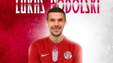 Photo of Lukas Podolski znalazł nowy klub!